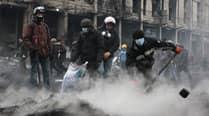 Ukrainian protesters seize control overKiev