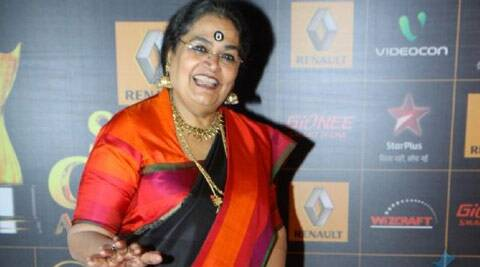 Today, it is Usha Uthup's turn, for her gigantic bindi. Here are some of the funniest tweets on this phenomenon.