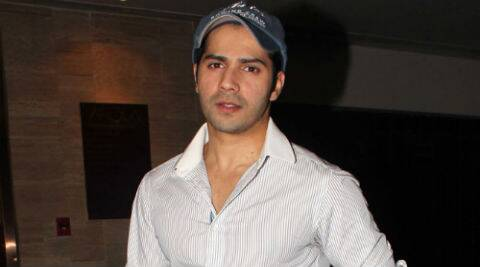 While shooting for Dharma's 'Humpty Sharma Ki Dulhania', Varun ended up rapping a song for the film.