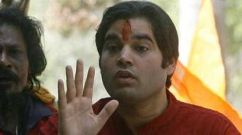 Varun Gandhi, 33, is in charge of West Bengal for the BJP. (Reuters)