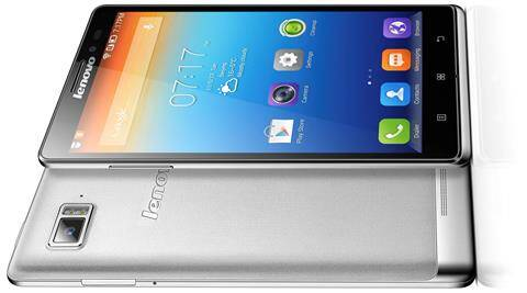 Lenovo Vibe Z will also have a 13 MP rear camera