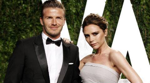 Victoria on husband David Beckham: He's a fantastic father. He's incredibly talented, a wonderful husband. I supported him for many years, and he's proud of me. (Reuters)