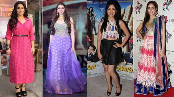 Vidya, Aditi, Shazahn, Yami have a busy Thursday