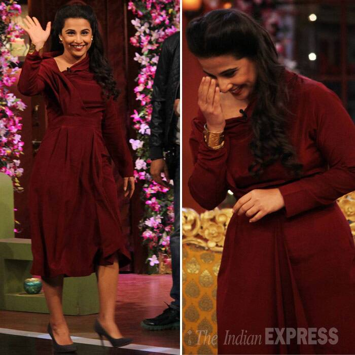 Farhan Akhtar, Vidya Balan at Kapil Sharma's bua's wedding