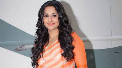 There were reports that 'Vidya Balan had secretly  been visiting a clinic in Mumbai. (Photo: Varinder Chawla)