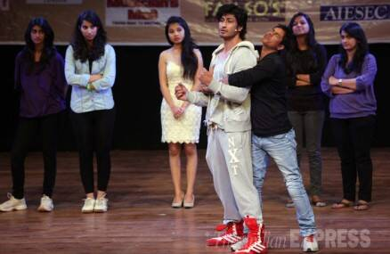 Vidyut Jamwal turns self-defence instructor