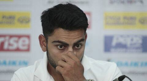 Virat Kohli is leading the team in the absence of M S Dhoni.