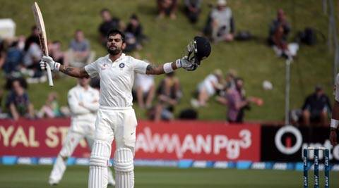 Virat Kohli rose to his career-best ninth position (Reuters)