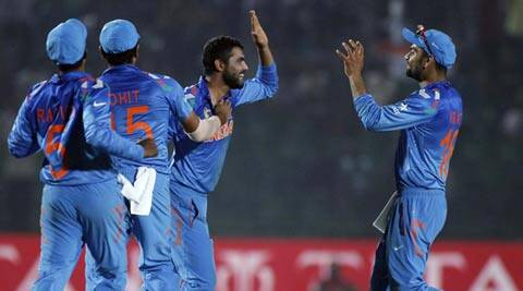 Virat Kohli marshalled his troops well in tense situations on Friday (Reuters)