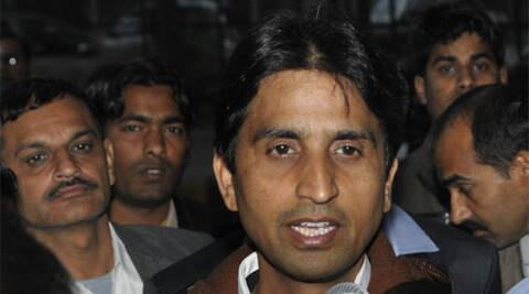 Kumar Vishwas tweeted about the 'attack'.