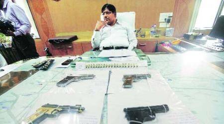 Chandigarh: Two held with illegal weapons, sent to two days policeremand