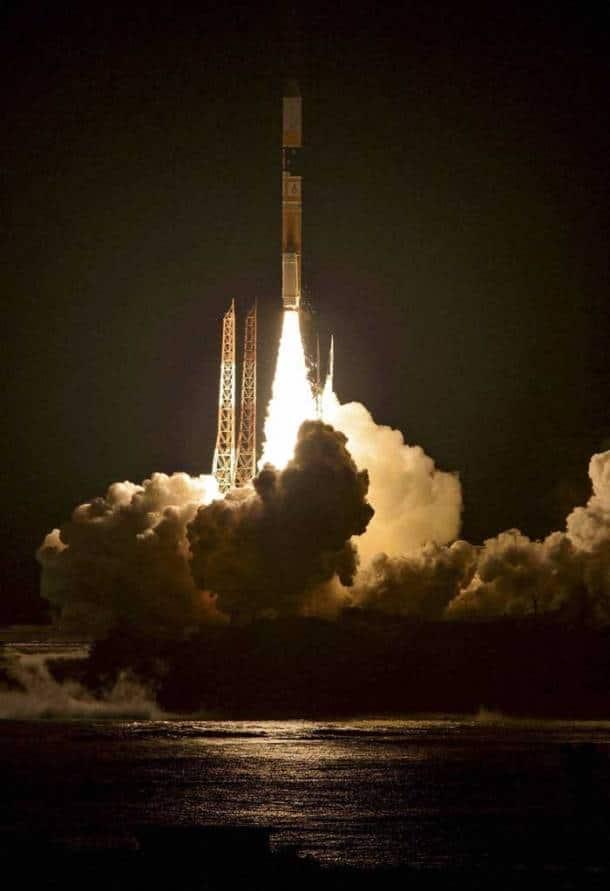 Japan launches gen-next weather satellite