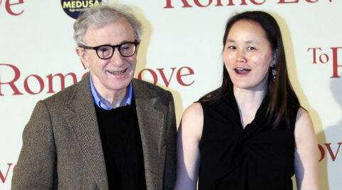 Woody Allen is in the race for an Academy Award for writing his critically acclaimed film 'Blue Jasmine'. (Reuters)