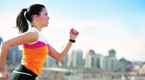 Fat hormone pushes you to run that extra mile