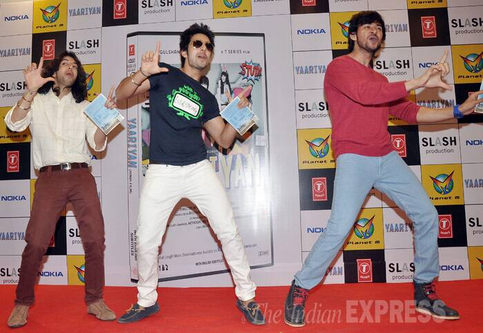 'Yaariyan' DVD launch