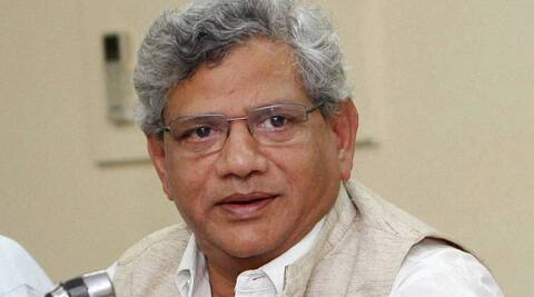 Sitaram Yechury said that formation of an alternative political party has made others uncomfortable. (PTI)