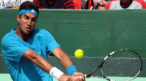 Yuki Bhambri won both his singles rubbers against Chinese Taipei (PTI)