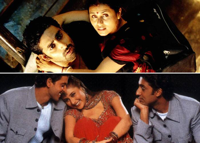 In 2003, things started to look up for the actor when he appeared in 'Main Prem Ki Diwani Hoon' opposite Kareena Kapoor again, the film also had Hrithik Roshan. <br /><br /> The following year Abhishek starred in Mani Ratnam's 'Yuva', which established his acting career. He was praised by the critics for hints of a rustic 'angry young man' type performance in the film. His performance earned him his first Filmfare Award for Best Supporting Actor.