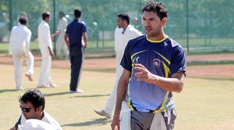Yuvraj Singh's whooping price tag came as surprise for many (File/IE Photo)