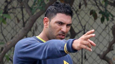 IPL 7 auction: Yuvraj Singh was sold to Royal Challengers Bangalore for INR 14 Crore (File)