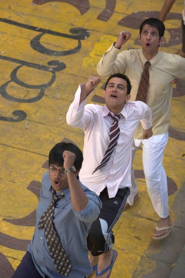 Aamir Khan's Top roles: Rangeela, Qayamat Se Qayamat, 3 Idiots