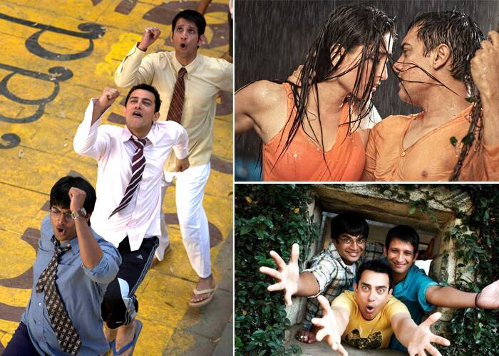 In 2009, Aamir Khan starred in Rajkumar Hirani's '3 Idiots' along with Sharman Joshi and R. Madhavan. It became the highest-grossing Bollywood film of all time, winning six Filmfare Awards including best film and best director, 10  Star Screen Awards and 16 IIFA awards. Not only did it do well in India, but was also a huge hit overseas.