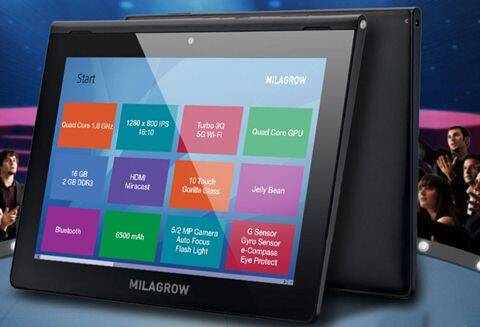 Milagrow TabTop PC is available for Rs 19,999 now