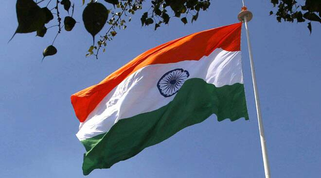 Largest national flag in the country hoisted in Delhi