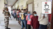 Bihar records 51.91% turnout till 5 PM in 1st phase of assembly polls