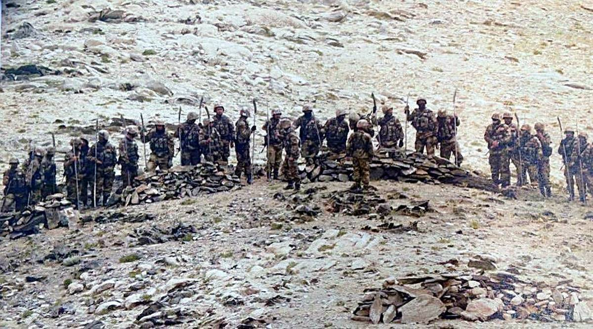 Pangong Fingers hot up: Scramble for heights as PLA men mass on ridge, India sends more troops