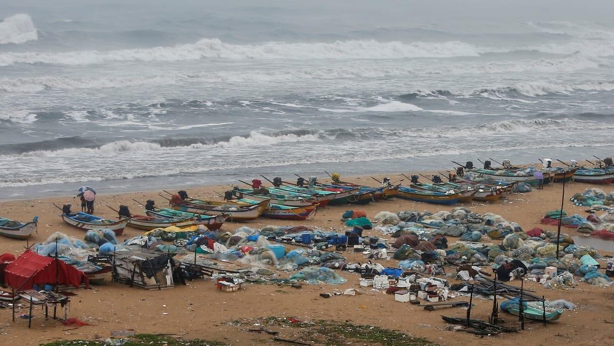 cyclone nivar, cyclone nivar tamil nadu, cyclone nivar landfall, chennai puducherry cyclone, cyclone nivar landfall wednesday
