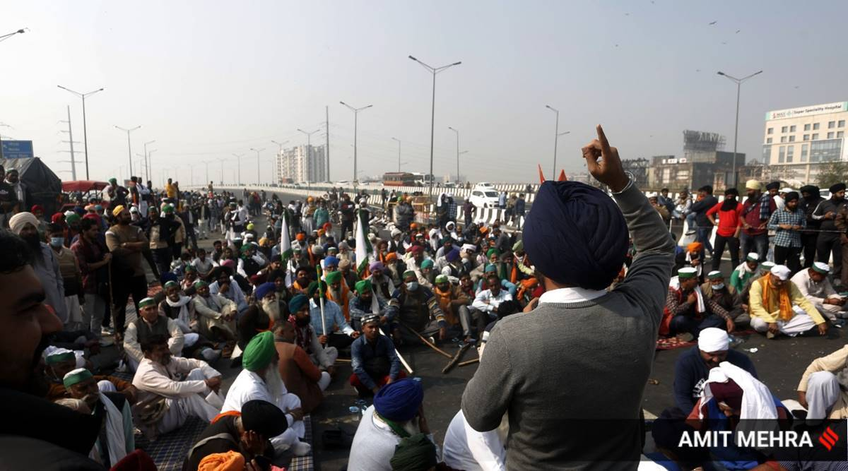 BKU (Ugrahan) to seek release of 'rights activists', Delhi riots accused