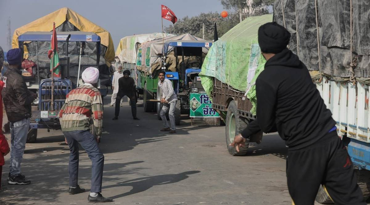 Farm laws, Farmers protest, Haryana, Haryana Kisan Sabha, BKU, Jai Kisan Andolan, Khap panchayats, Haryana News, Punjab News, Indian Express, Indian Express News