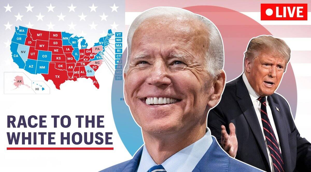 Joe Biden Votes Updates