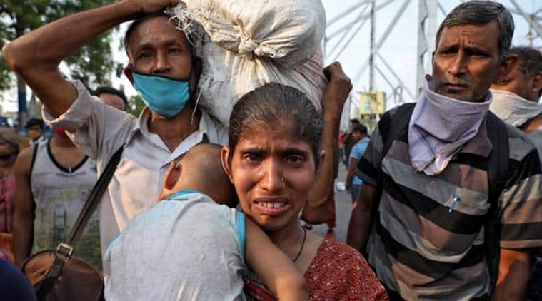 coronavirus relief package, nirmala sitharaman, Indian economy, coronavirus health budget, covid 19 relief package, indian express