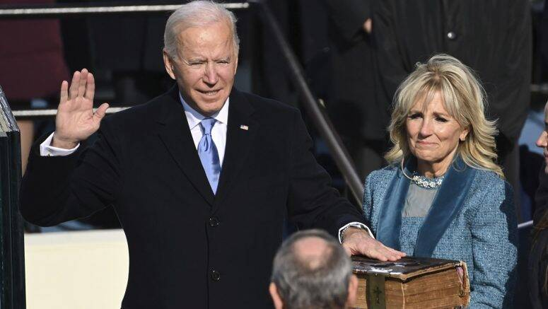 Biden-Harris inauguration in photos: 10 standout moments from the ceremony