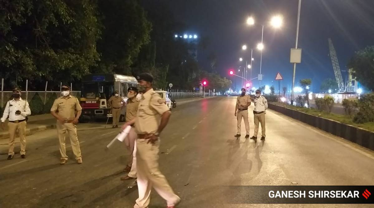 Maharashtra weekend Curfew, Coronavirus cases, Covid lockdown, Mumbai news, Maharashtra covid cases, Maharashtra news, Indian express news