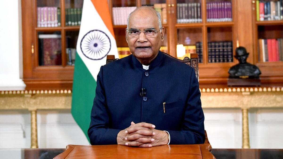 Parliament is temple of our democracy: President Kovind in I-Day eve speech  | India News,The Indian Express