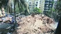 Reconstruction of adjoining chawl begins, victims struggle to return tonormalcy