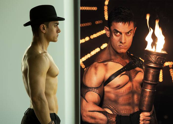 <b>Dhoom 3 (2013)</b>: Not afraid to experiment, Aamir Khan proved that he can go beyond his comfort zone as he took on the role of Sahir, the clown thief in the third installment of the hit 'Dhoom' franchise. His high-action stunts earned him a Screen Best Actor nomination.