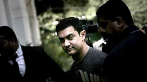 Aamir Khan: I don't feel I belong in the field of politics. I won't be that effective there, I won't be able to function there. (IE Photo: Praveen Khanna)