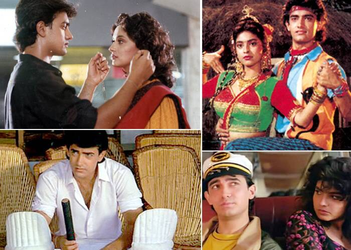 Year 1990 saw five releases by Aamir Khan – 'Awwal Number', 'Tum Mere Ho', 'Deewana Mujh Sa Nahin', 'Jawani Zindabad', 'Dil' and 'Dil Hai Ke Manta Nahin'. Out of these, 'Dil' was well received especially among the youth and emerged as the highest-grossing Hindi film of the year.