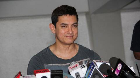 Aamir wants to spread the importance of voting. (Photo: Varinder Chawla)