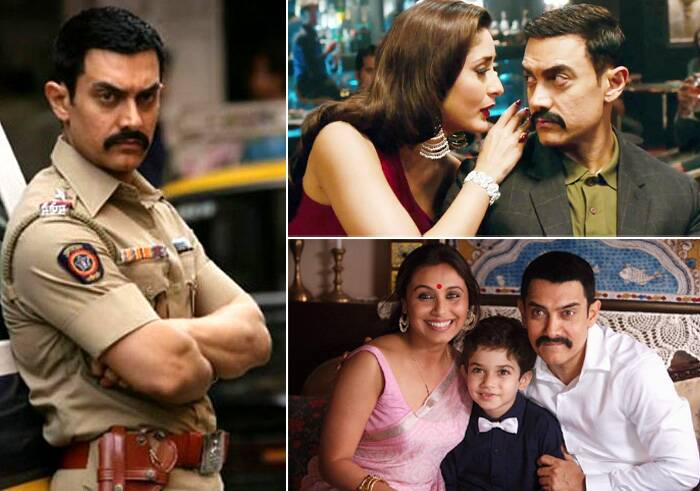 Aamir Khan then appeared in Reema Kagti's 'Talaash' along with Kareena Kapoor Khan, Rani Mukerji and Nawazuddin Siddiqui. The film opened to positive reviews and was declared a hit at the Box Office. Post 'Talaash'.