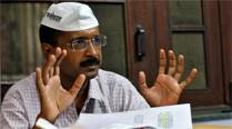 BJP files complaint against Arvind Kejrival with Election officials
