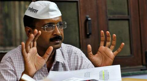 Aam Aadmi Party leader Arvind Kejriwal. (Reuters)