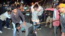 Kejriwal's detention in Modi land sparks violent clashes between BJP, AAP in three states