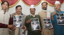AAP releases manifesto for North East Delhi constituency