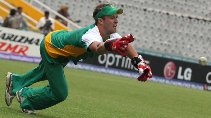 The 30-year-old, South Africa's best batsman currently, also dons the gloves which affords his side more balance (IE Photo)