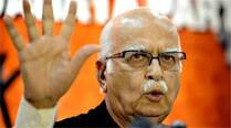 Advani finally agrees to contest 2014 general elections from Gandhinagar.